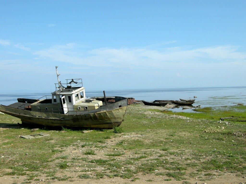 Bajkał - północne wybrzeże