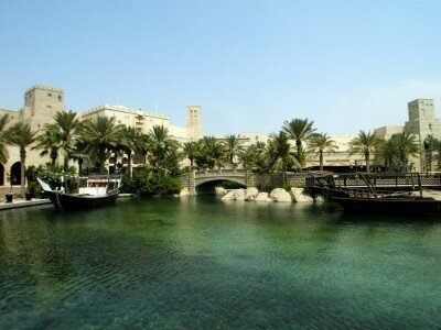 Hotel Madinat Jumeirah w Dubaju