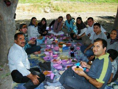 W Iranie życzliwość jest na porządku dziennym