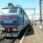Pociąg Lwów - Moskwa