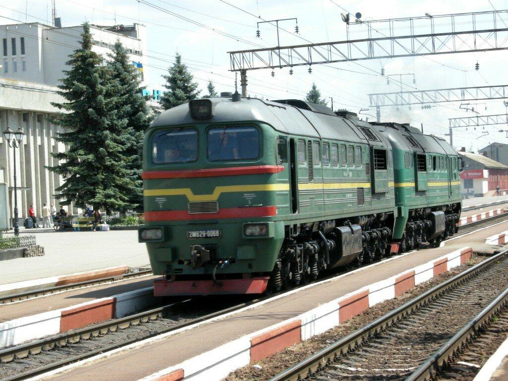 Przegubowa lokomotywa