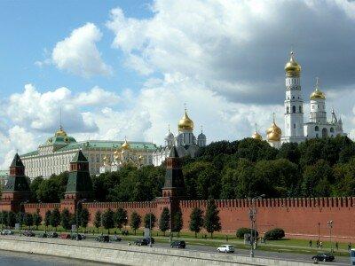 Panorama Kremla