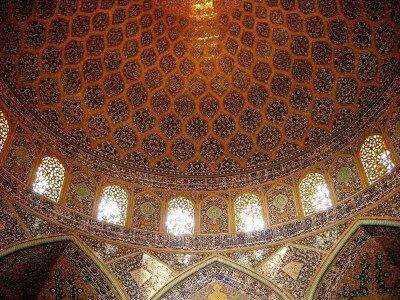 Meczet w Esfahanie