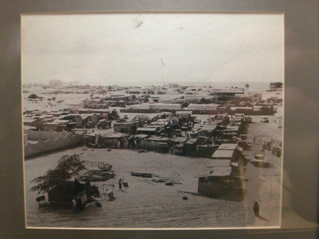 Abu Dhabi przed odkryciem ropy naftowej