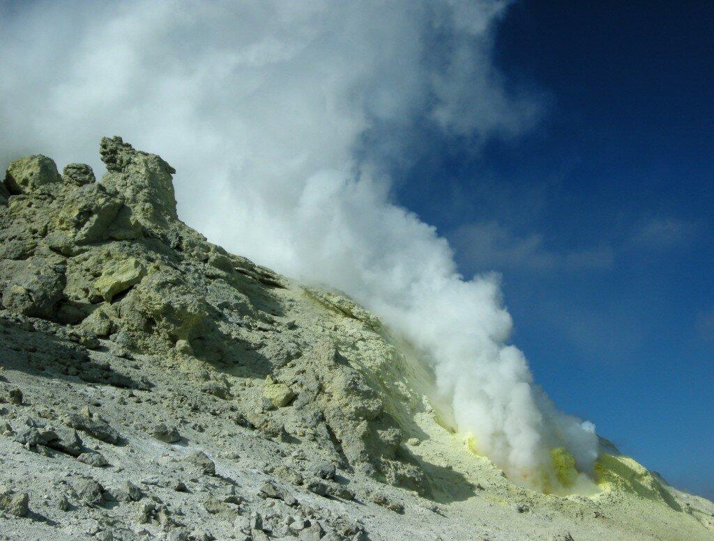 """Damavand - """"wygasły"""" wulkan"""