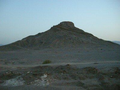 Wieża ciszy - Iran, Jazd