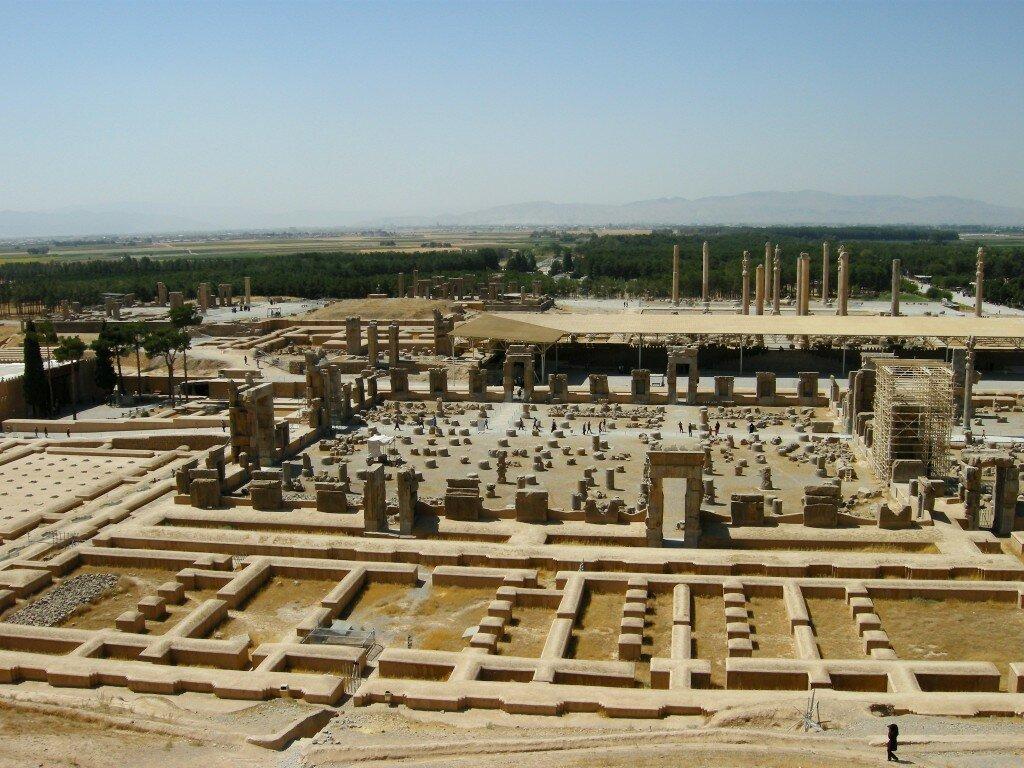 Ruiny Perspeolis