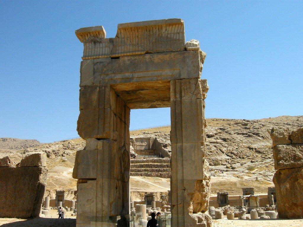 I raz jeszcze Persepolis...