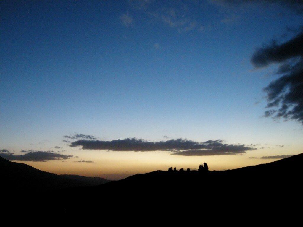Noc w dolinie Alamut