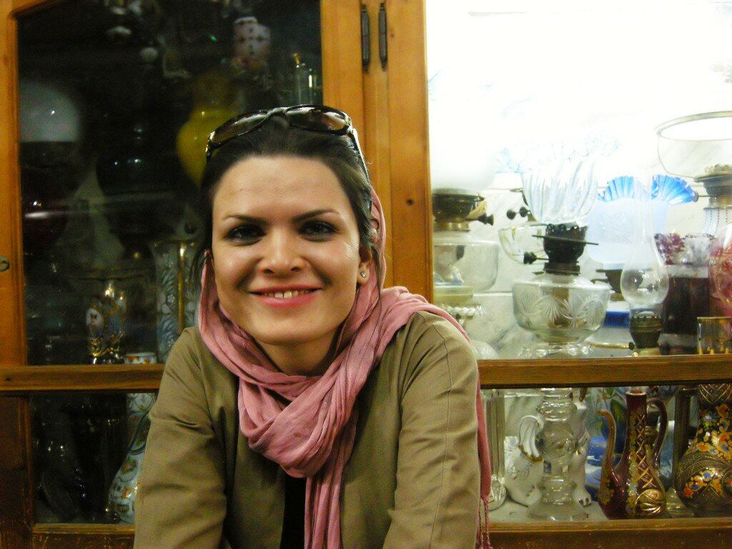 kobieta iran